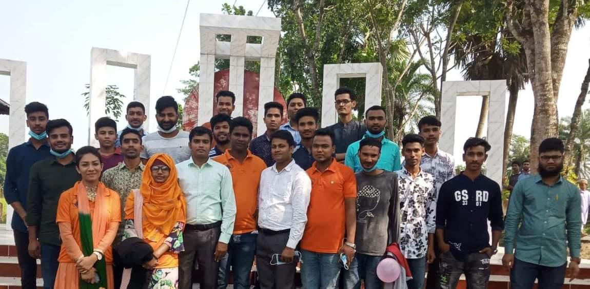 ইয়ুথ প্লান ফর সোসাইটি'র মুলাদী উপজেলা কমিটি ঘোষনা।
