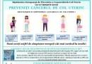 Săptămâna Europeană de Prevenire a Cancerului de Col Uterin (SEPCCU) 21 -27 ianuarie 2019