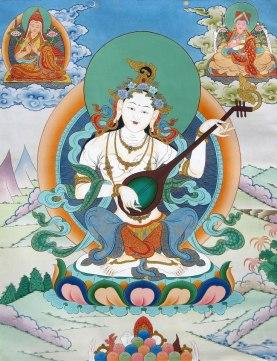 Saraswati, Nepal Version