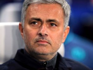 Mourinho to take over at Manchester United.