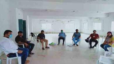 Photo of पलामू : 5 अगस्त से हड़ताल पर जायेंगे अनुबंधित पारा चिकित्साकर्मी