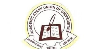 The Academic Staff Union Of Universities (asuu) Has Joined The Campaign To Curb The Spread Of The Coronavirus By Providing Some Intervention Materials. The Materials Included Sanitisers, Handbills A