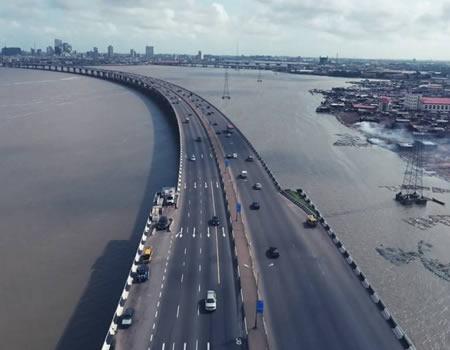 Third Mainland Bridge for repairs