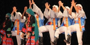 Alexandria Folk Dance Troupe of Egypt debuts at Calabar Festival