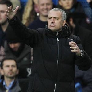 Jose Mourinho © Gallo Images