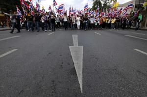 Thai Protesters (Photo Credit: Reuters)