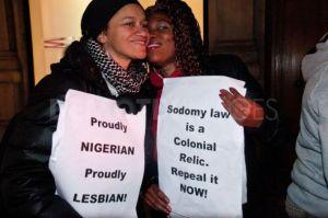 Gay Nigerians