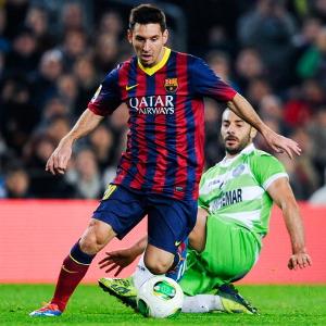 Lionel Messi © Gallo Images
