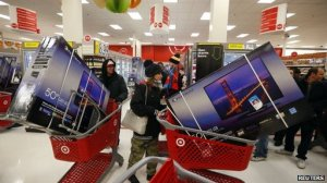 The cyber-thieves managed to infiltrate card swipe systems at Target stores