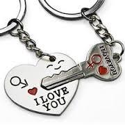 engraved key chain