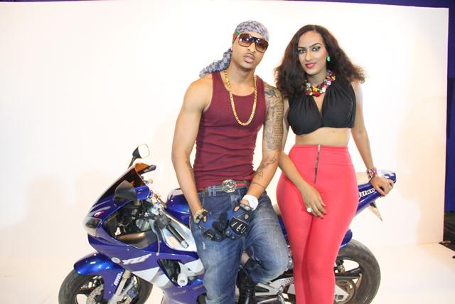 Juliet-Ibrahim-music-video-shoot-5