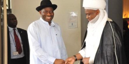 Jonathan Rebukes North-West Governors For Not Sponsoring Christian Pilgrims