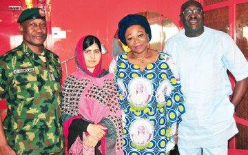 Malala at NIC