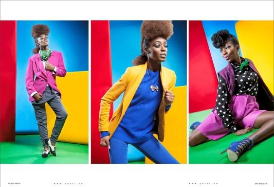 Y! Africa Beauty Editorial