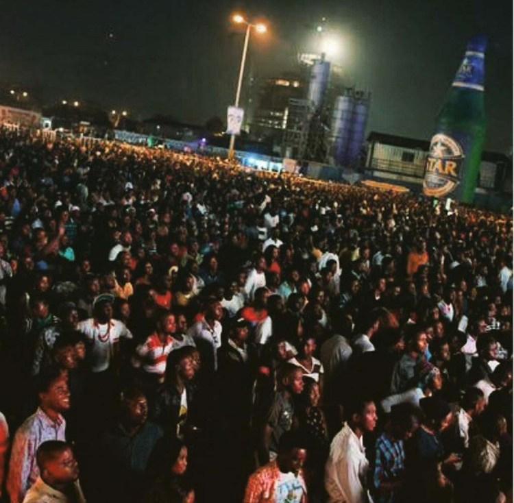 1. Crowd