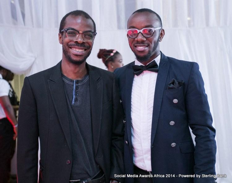 Hosts; Remi and Kelvin Igbodo
