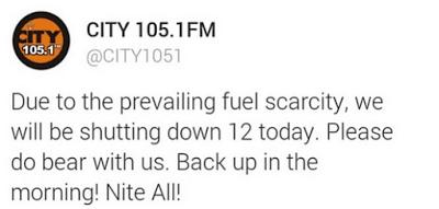 City FM Lagos