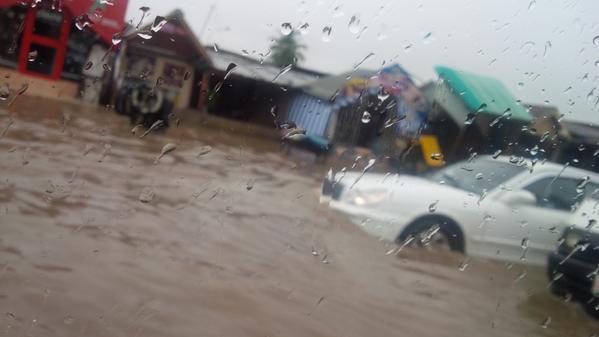 Lagos Flood 2