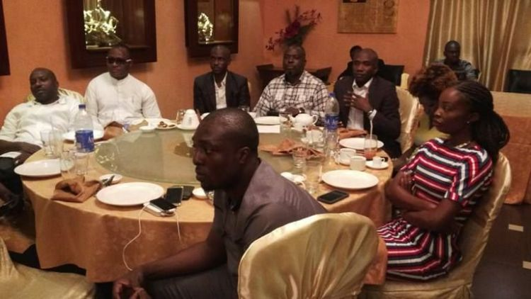 Nigerian Bloggers Lami
