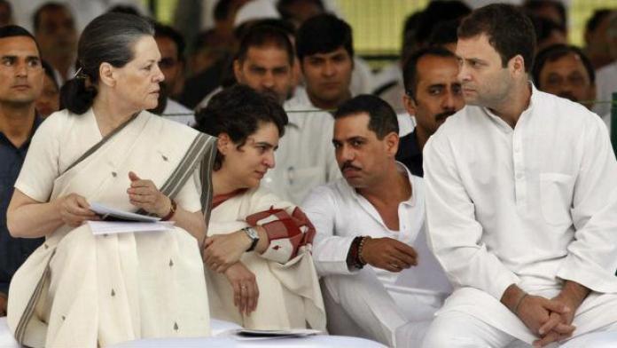 sonia-priyanka-robert-vadra-rahul-gandi