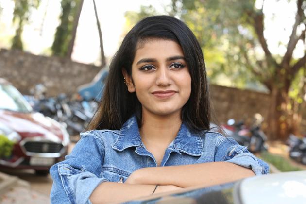 Priya Warrior has made sensational comments, Newsxpressonline