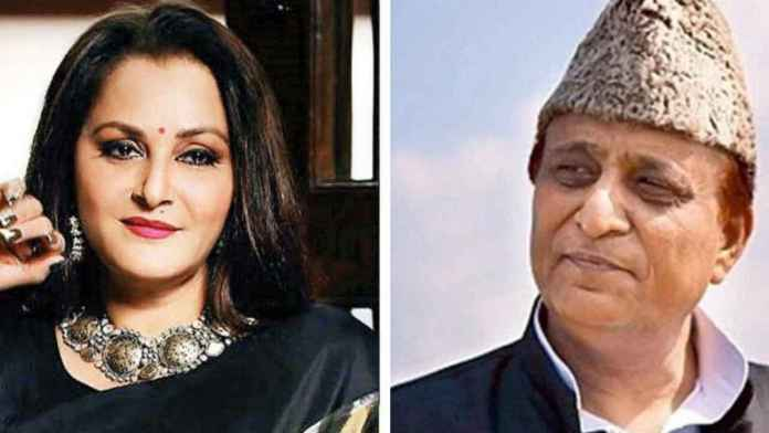 azam-khan-objectionable-comments-on-jaya-prada
