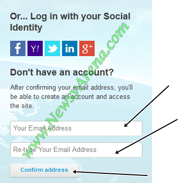 Yookos Registration Form