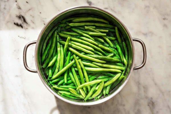 Easy Green Bean Side