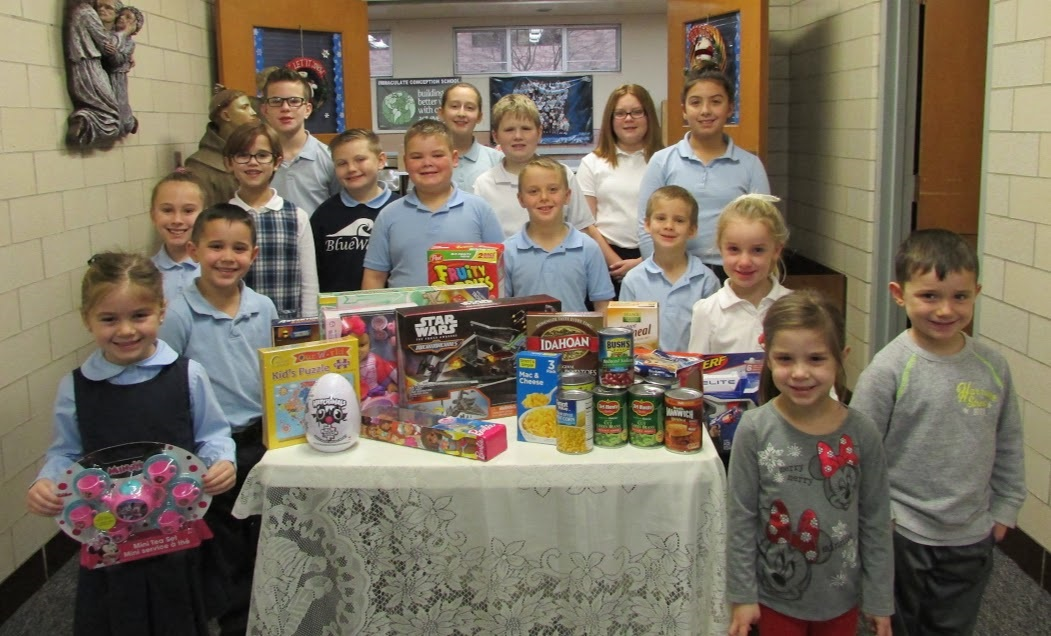 Tuscarawas County Elementary Students Give Back to Those in Need
