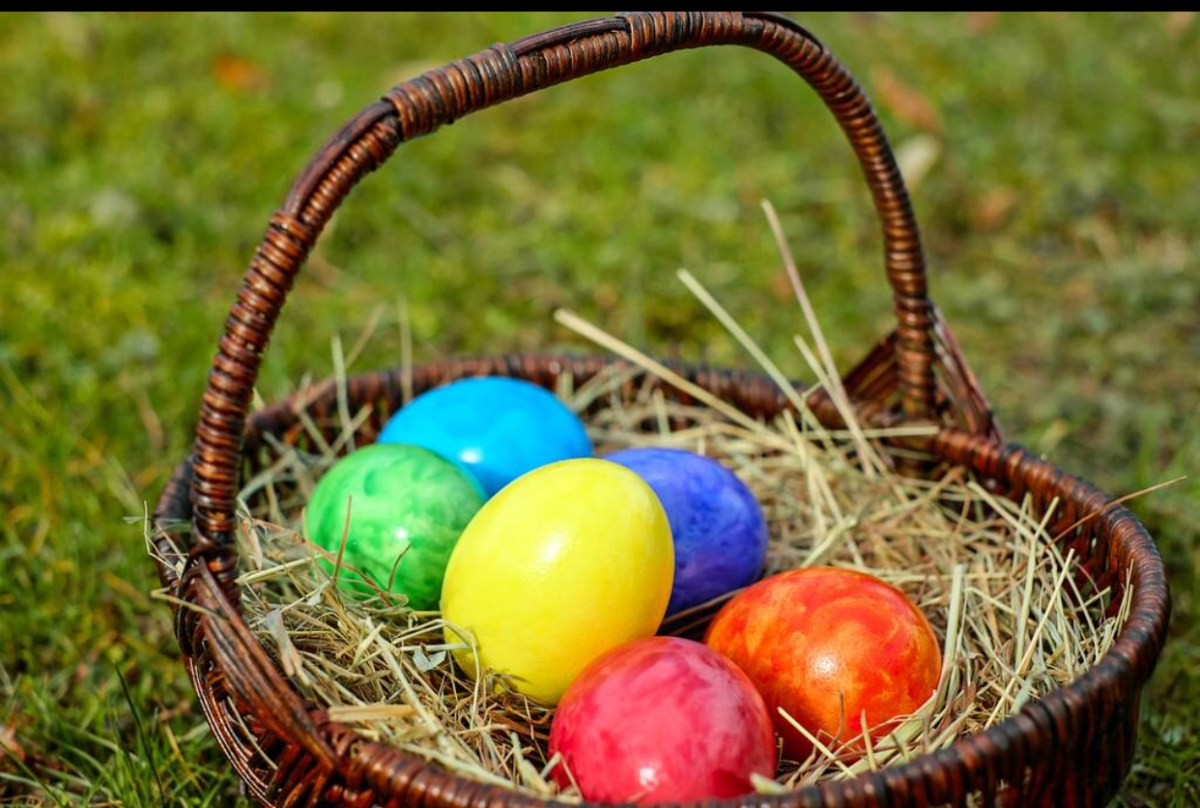 Easter Egg Hunts & Activities- Stark