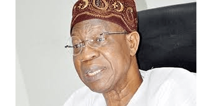 Osinbajo in touch with Buhari daily – Lai Mohammed