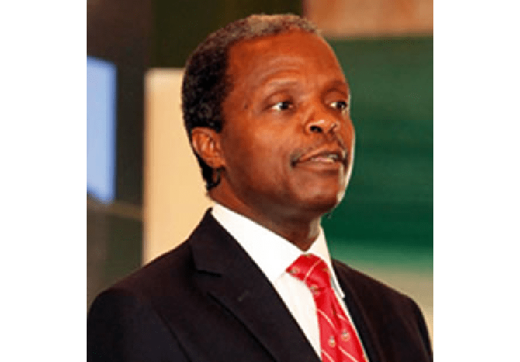Osinbajo receives Egyptian envoy in Aso Rock