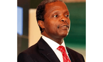 Easter: Osinbajo urges Nigerians to love one another