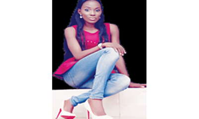 I'm a lover of heels –Tyna