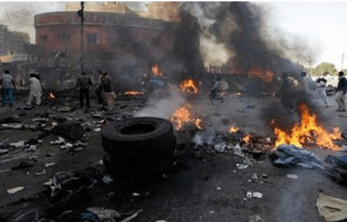 Bomb blast kills worshippers in Adamawa mosque