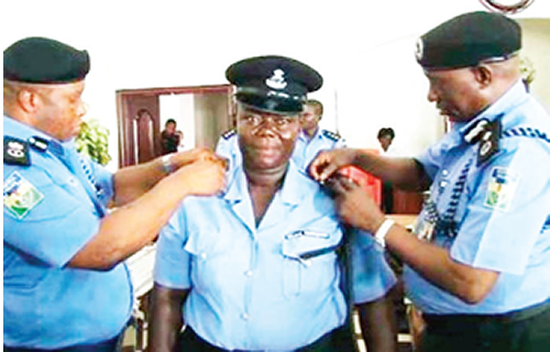 TRAFFIC WARDEN DECORATED BY IG: Background in Sociology doesn't make me angry when insulted