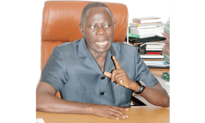 National Convention: Oshiomhole is APC chair