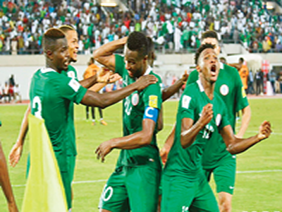 Sports ministry hails NFF's 2018 FIFA World Cup plan