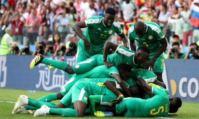 Senegal defeat Poland in World Cup clash