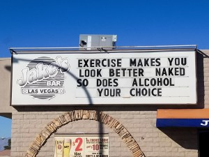 Las Vegas billboards