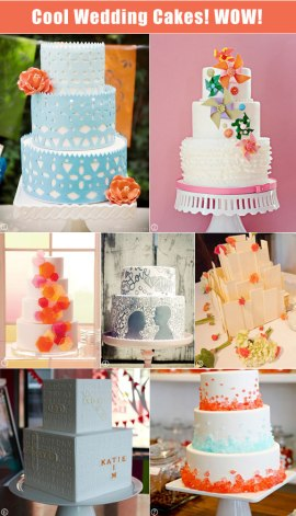 http://www.bellenza.com/wedding-ideas/decorate/cake-alert-modern-wedding-cakes-to-swoon-over.html