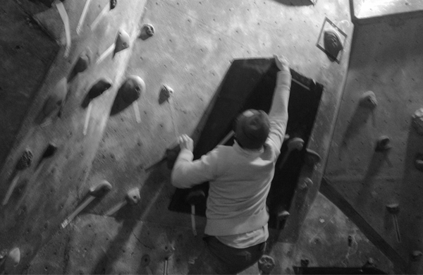 Adult Bouldering League S2W1