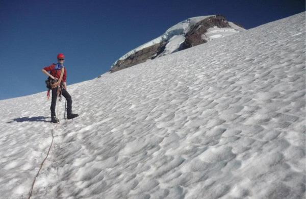 Calvin Heslop, Mt Baker