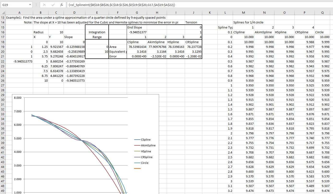 Excel To Alglib Via Xlwings