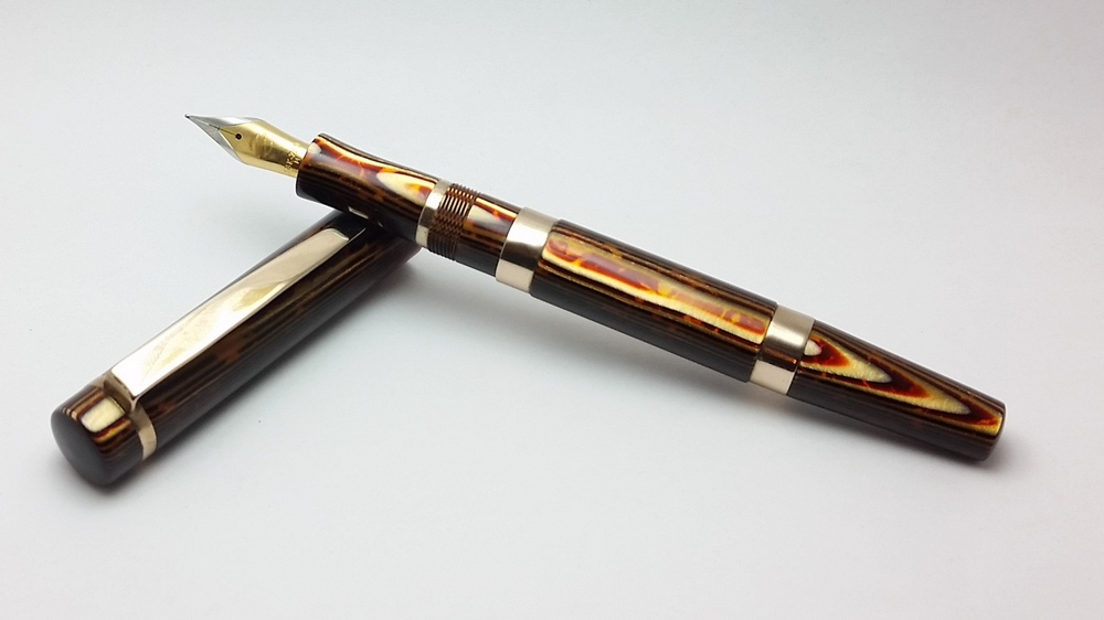 thompson orville omas arco brown newton pens since 2012