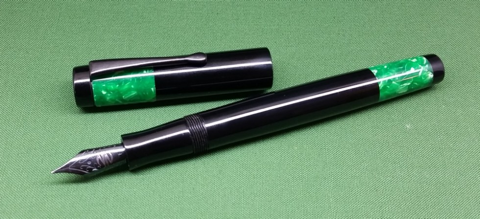 Orville - Black and Green