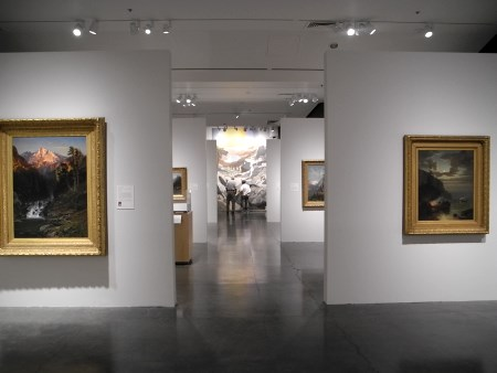 Tahoe-A Visual History exhibit at the Nevada Museum of Art in Reno.