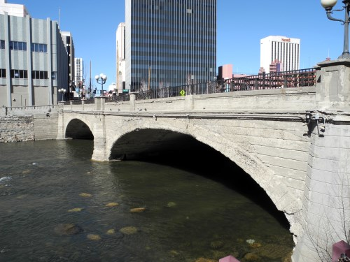 Old Virginia Street Bridge in Reno, Nevada