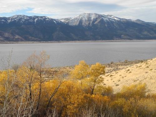 Washoe Lake State Park, Deadmans Creek Trail, hiking, Nevada, NV