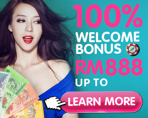 NTC33 Slot Welcome Bonus Up to RM888